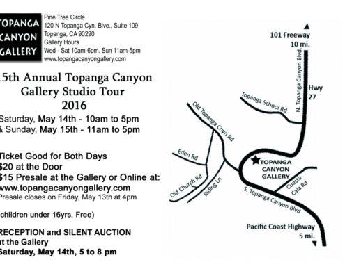 Topanga Canyon Gallery Studio