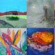 Topanga Artist's Canyon Gallery Studio Tour