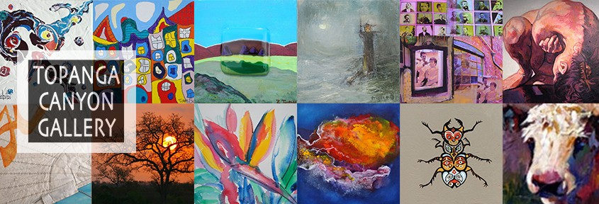 Topanga Artist's Canyon Gallery Studio Tour